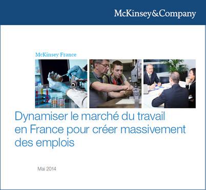 fd0e89dcbbe McKinsey   réformer le marché du travail pour tripler les créations  d emplois d ici à 2022 en France