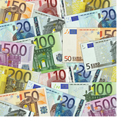 Euro banknotes - Billets en euro (photo : Maria Toutoudaki) Getty-Images / Photodisc